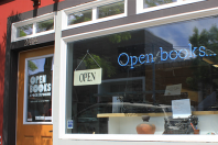 Open Books in Seattle