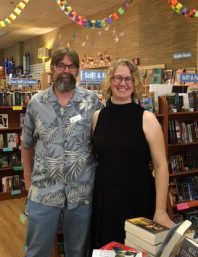 Rediscovered Books' and Rediscovered Press's Owners Bruce and Laura DeLaney