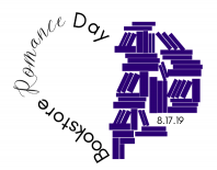 Bookstore Romance Day 2019 logo